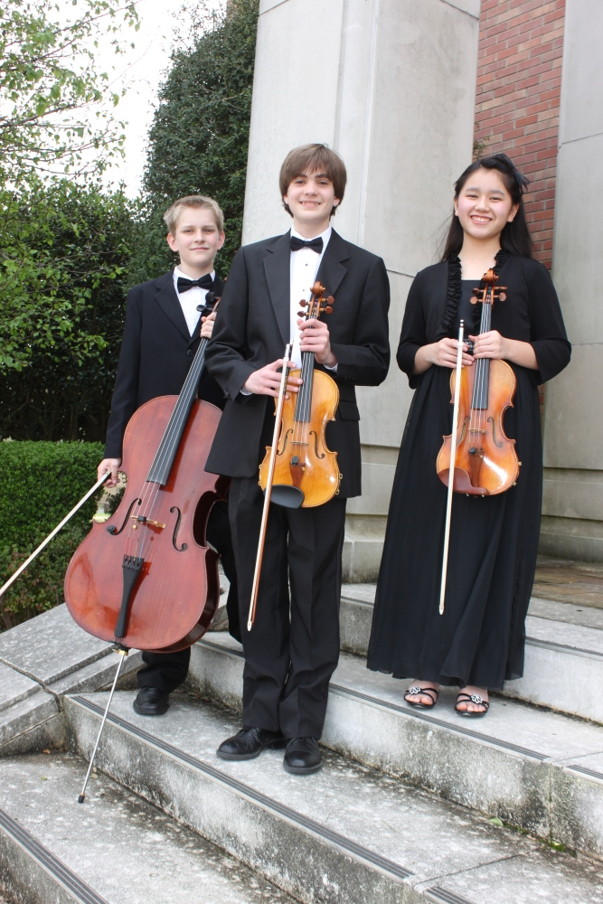 Belhaven University All-State Orchestra Participants