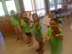 Group Violins